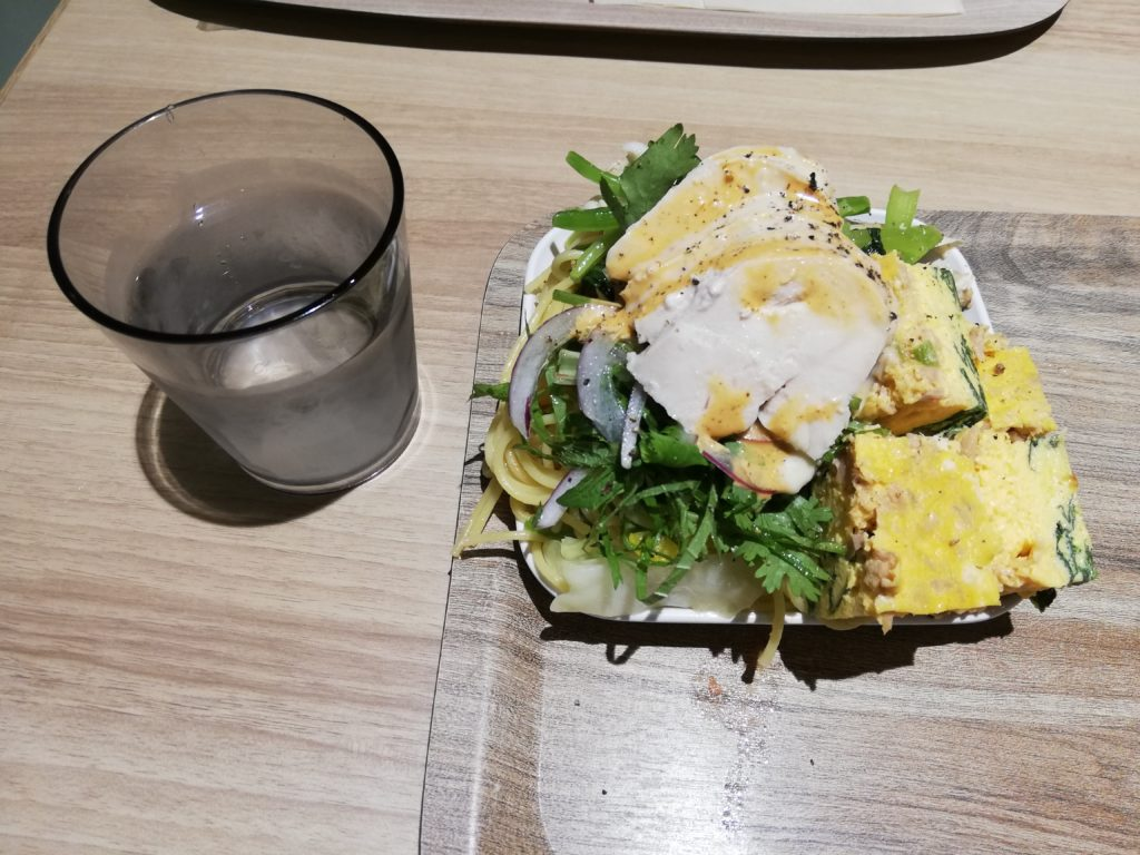 社食昼食2